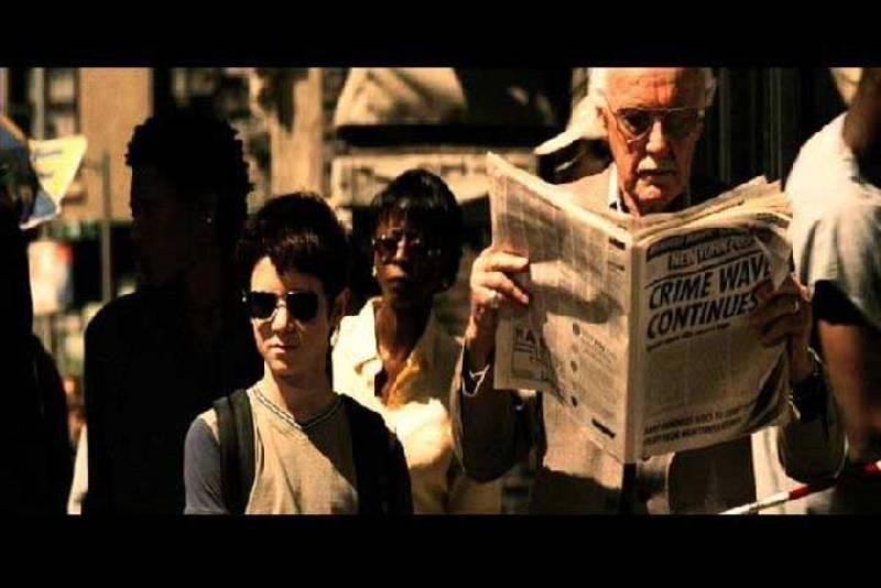Cameos de Stan Lee en película de Marvel: Daredevil