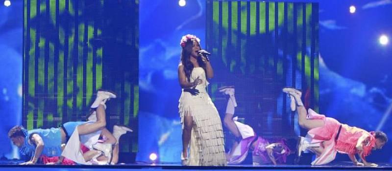 EUROVISIÓN 2012: Gaitana, Ucrania