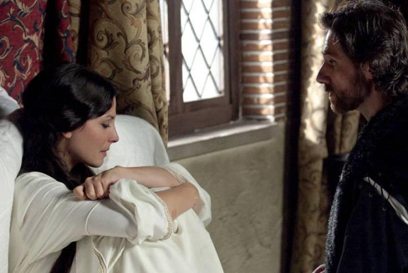 Juana de Avis embarazada