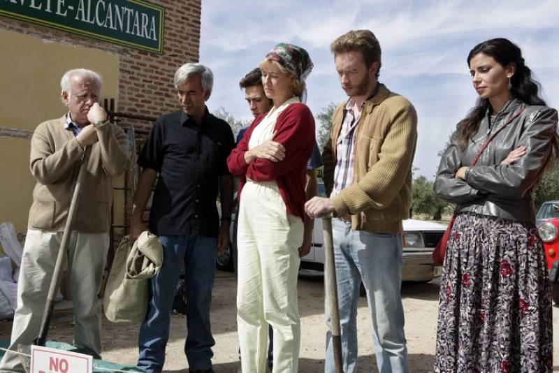 Toni, Inés y Carlos se van a pasar el fin de semana a Sagrillas