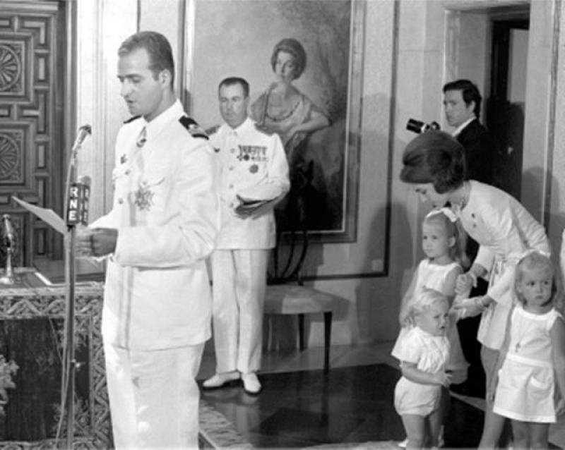 El príncipe nació un año antes de que el rey Juan Carlos aceptara la sucesión de la Jefatura de Estado en 1969