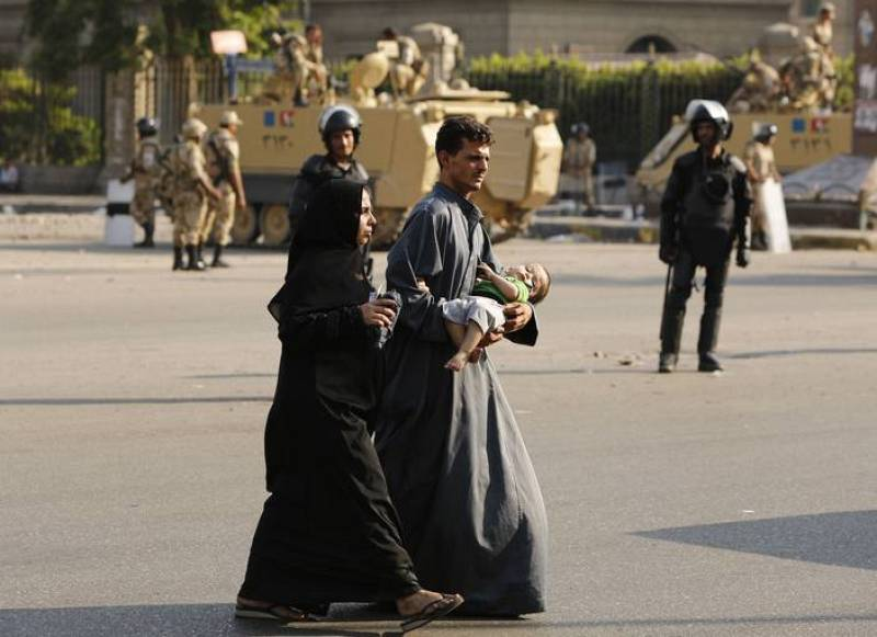 Los Hermanos Musulmanes denuncian un estado policial.