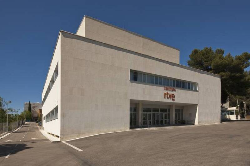 Edificio instituto RTVE