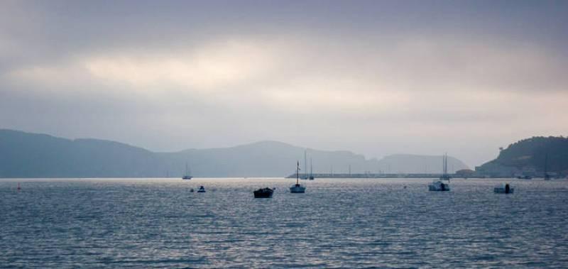 España a ras de cielo - Vivimos del mar