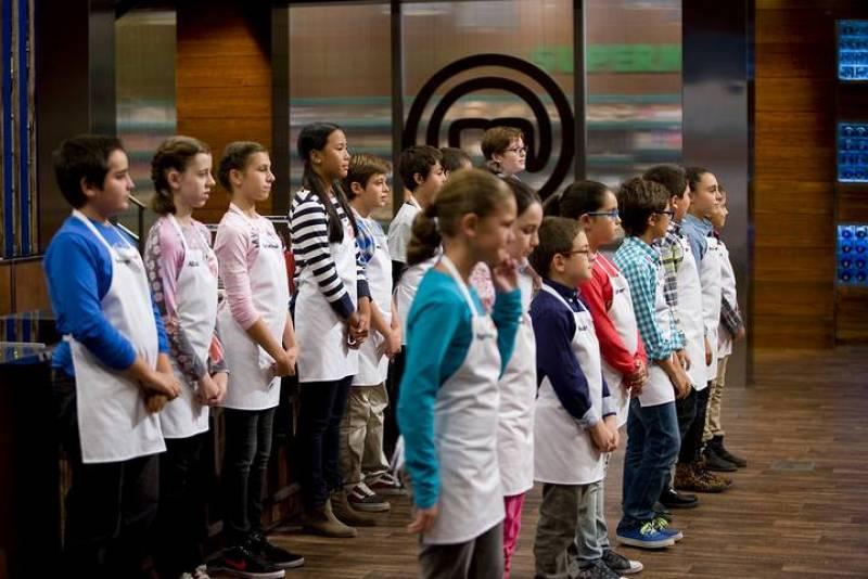 MasterChef Junior - Prueba de eliminación. Programa 1