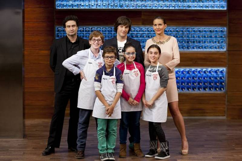 MasterChef Junior - Programa 4. Faunia