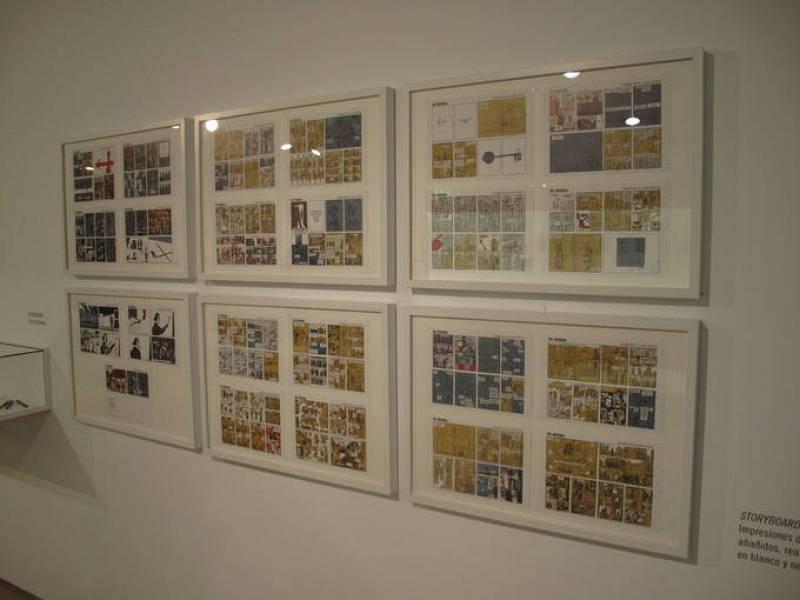 Vista general de la exposición 'Dibujar las Meninas'