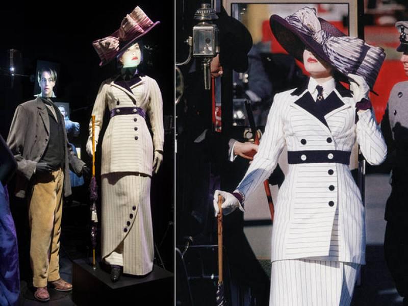 Deborah Lynn Scott es la diseñadora de vestuario de Titanic, film por el que ganó el Oscar en 1998.
