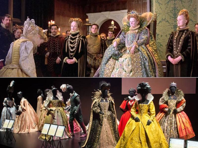 """Sandy Powell se llevó el Oscar el mejor vestuario en 1998 por """"Shakespeare in love""""."""