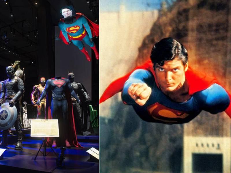 ¿Hay algún traje más fácil de reconocer que el de Superman?