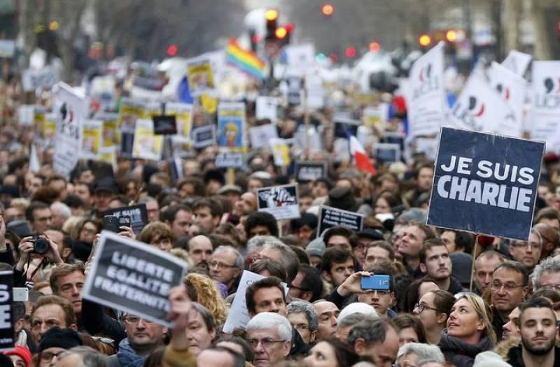 Los participantes han abogado por la solidaridad y la tolerancia en París.
