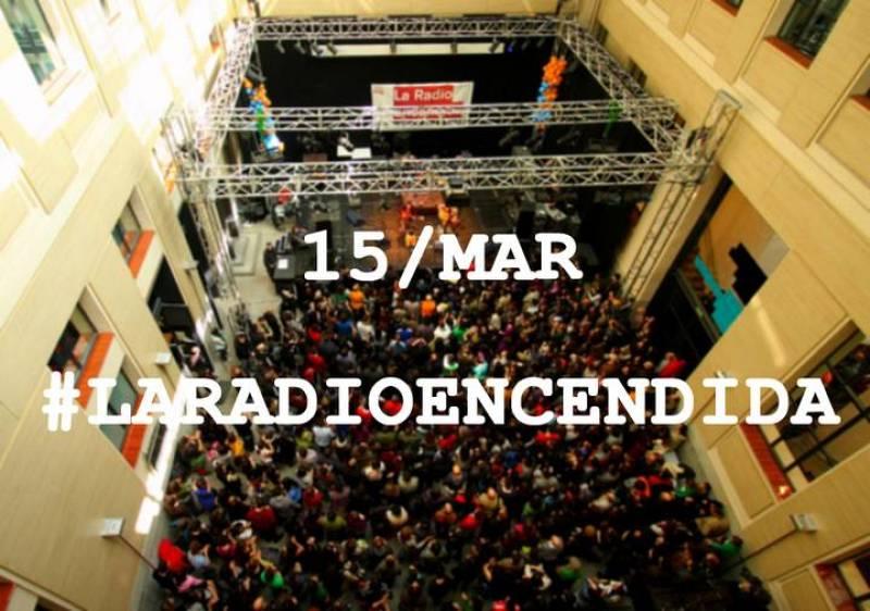 El 15 de marzo vuelve La Radio Encendida