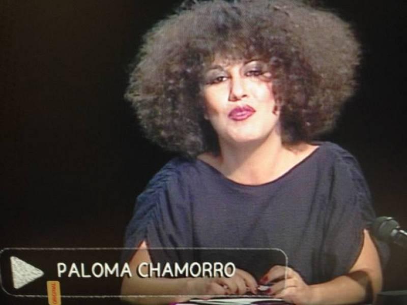 Paloma Chamorro, presentadora de 'La edad de oro'