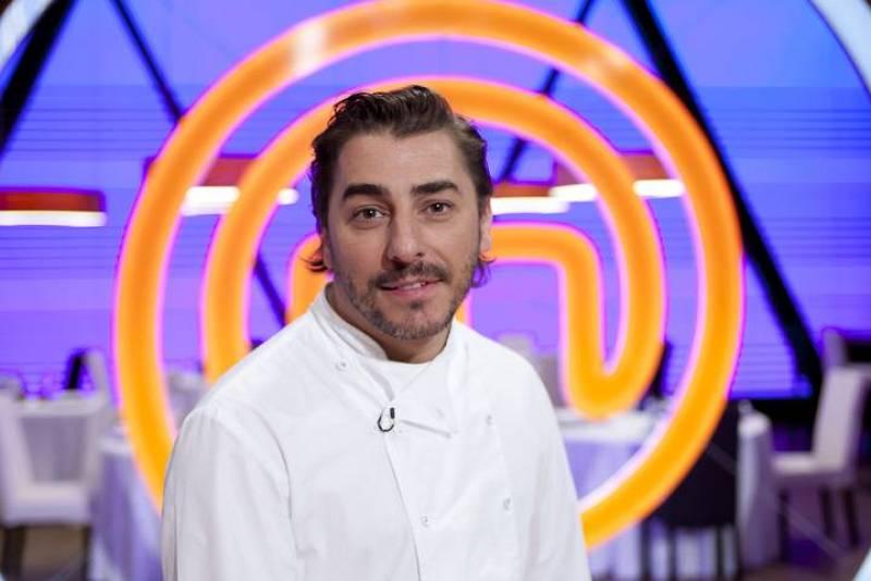 Jordi Roca, el mejor repostero del mundo, invitado en la final de MasterChef 3.