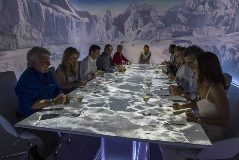 Los aspirantes trabajarán en las cocinas del restaurante Sublimotion (Ibiza)