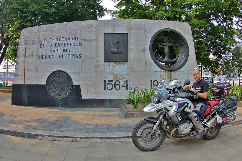 monumento legazpi Manila