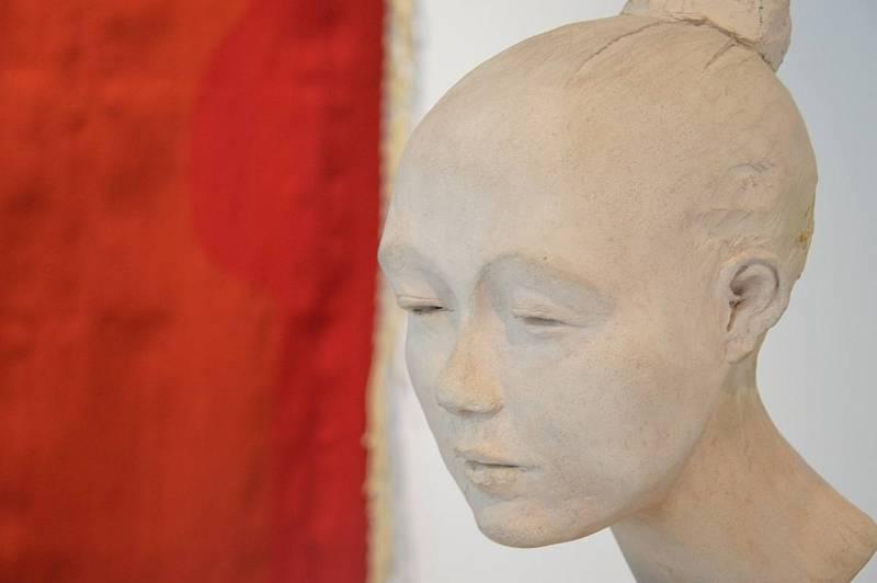 Imagen de la obra 'Japonesita' (1999).
