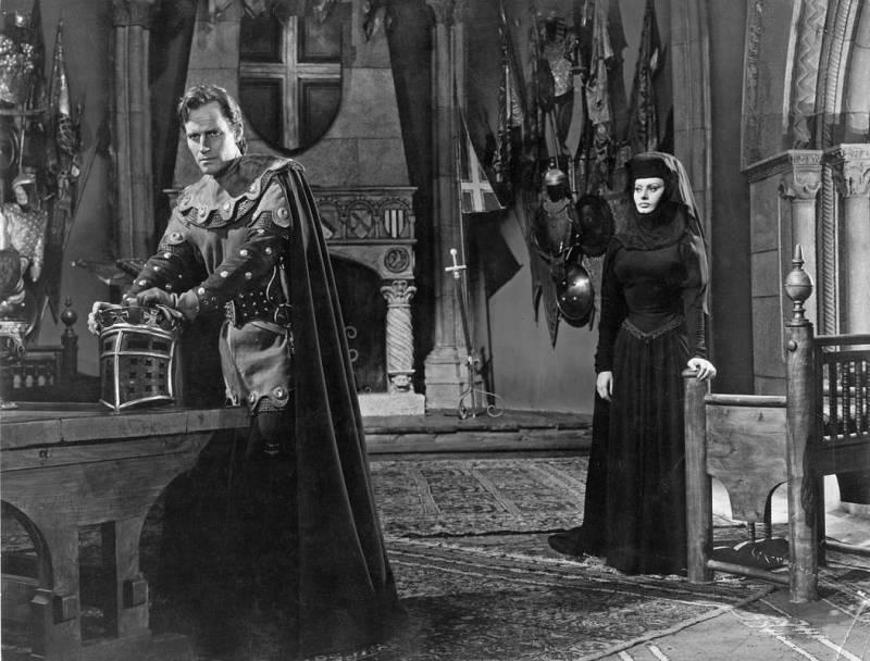 Imagen de la película 'El Cid' (1961).