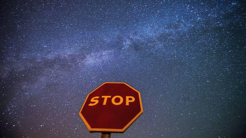 Las perseidas han recorrido el cielo de la Sierra Morena cordobesa, reserva Starlight avalada por el comité Man & Biosphere de la UNESCO, en una noche nublada donde las temperaturas dieron un respiro y rozaron los 20 grados.