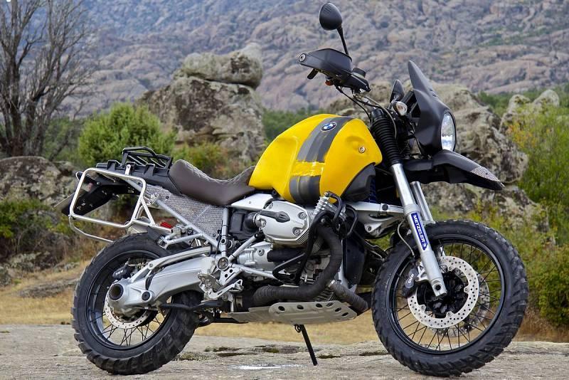La moto de Miquel Silvestre