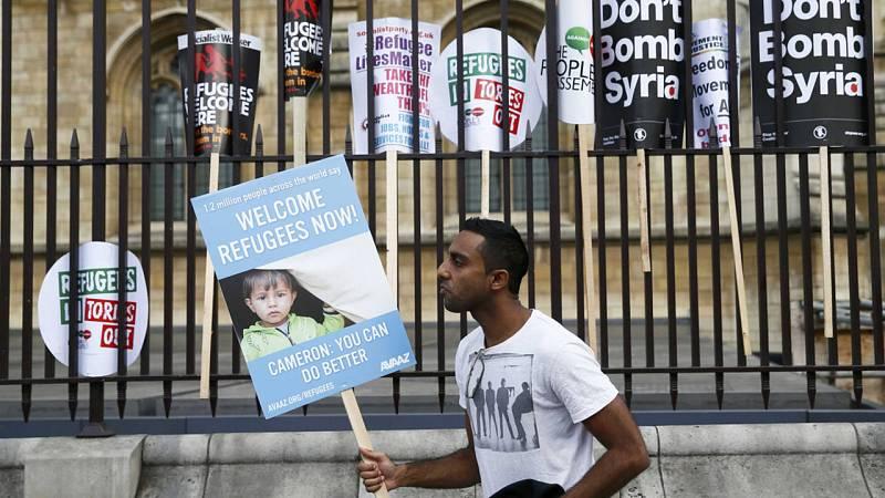 Peticiones ante el Parlamento británico