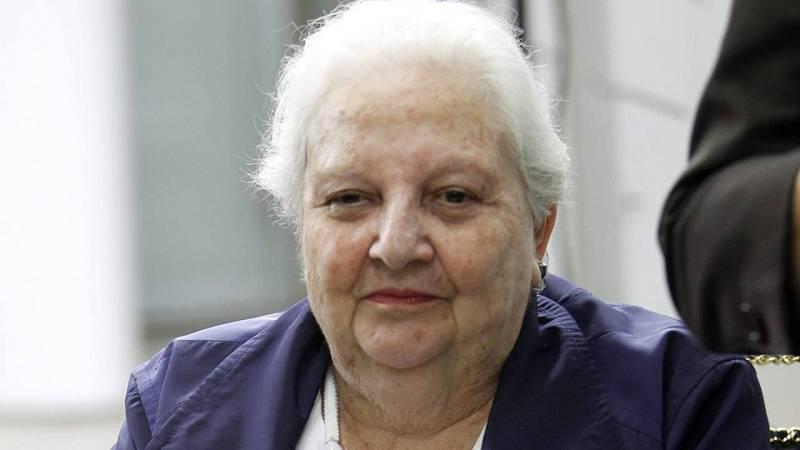 La prestigiosa agente literaria Carmen Balcells