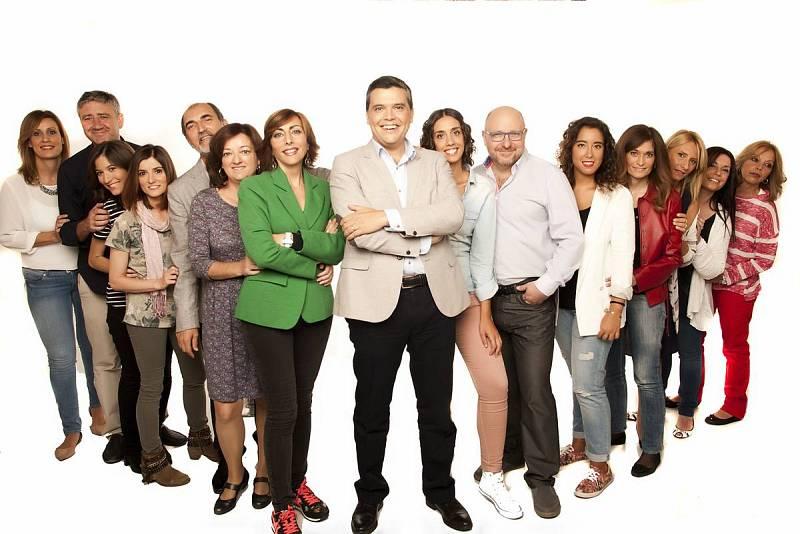 El equipo de 'Las mañanas de RNE', liderado por Alfredo Menéndez