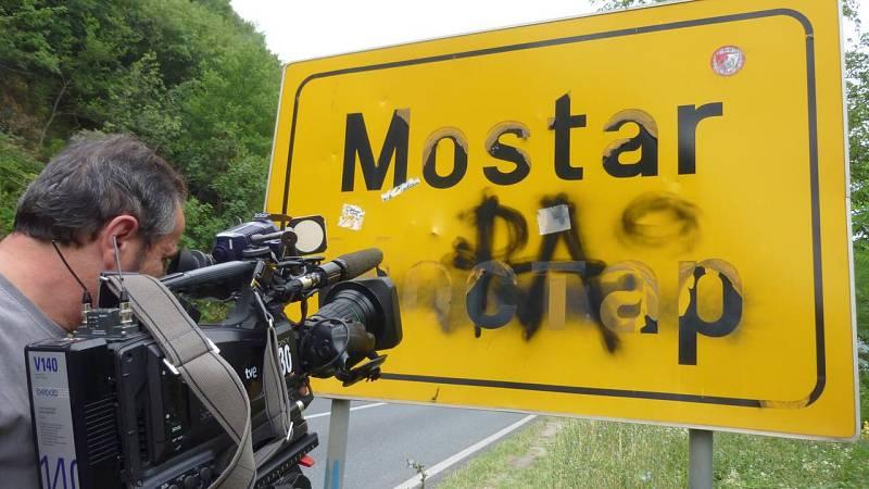 Cartel de Mostar