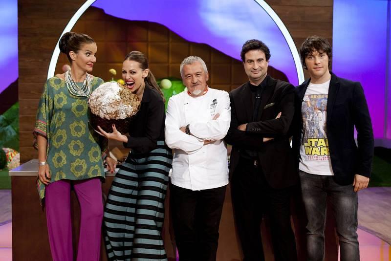 Paco Torreblanca no podía faltar en este programa