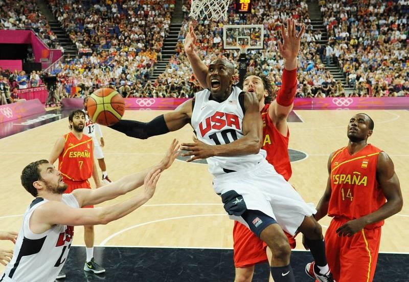 Bryant ha ganado dos medallas de oro en Pekín 2008 y Londres 2012