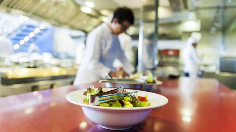 """""""Ser cocinera es de los trabajos más complejos que existen pero es de los más apasionantes"""""""