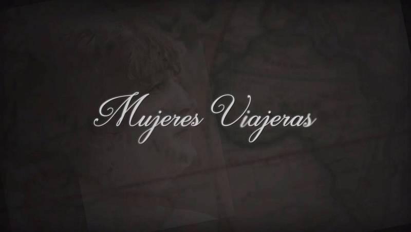 Logo 'Mujeres Viajeras'