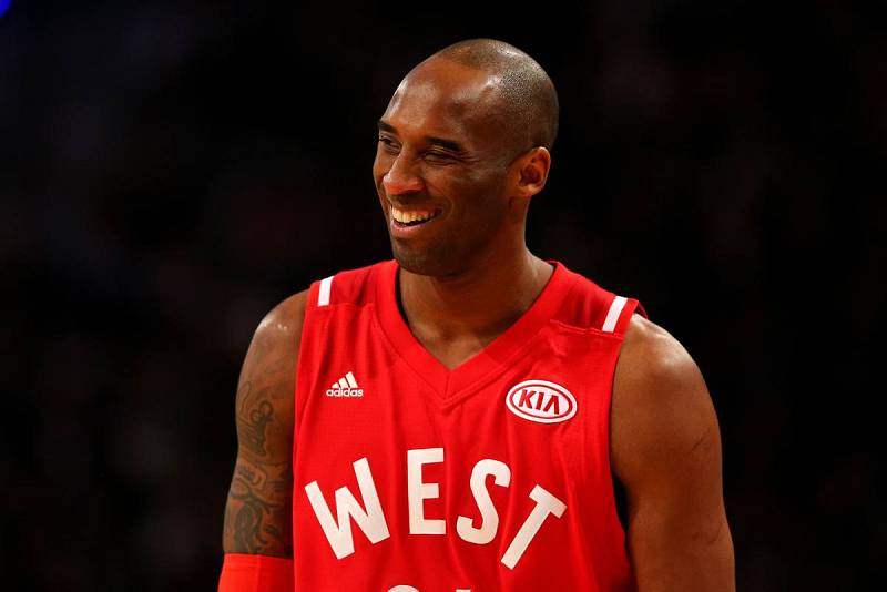 Kobe Bryant dice adiós al All-Star.