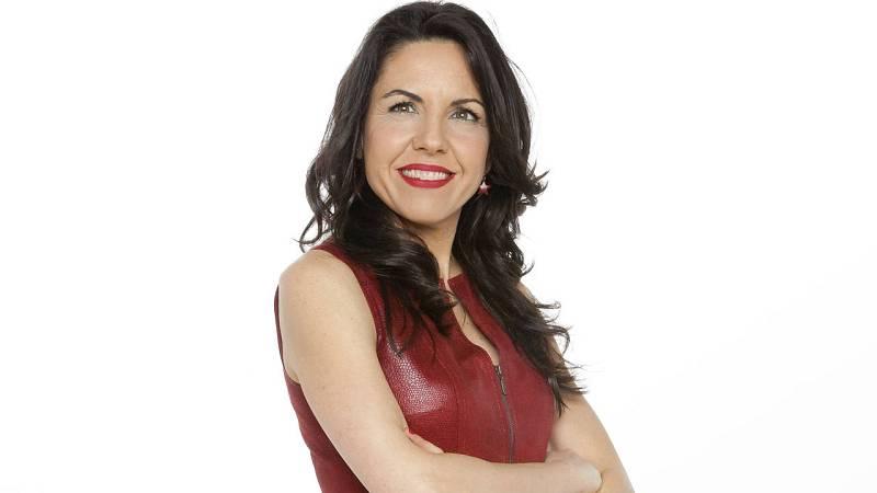 Paloma Arranz, directora y presentadora de 'Abierto hasta las 2'