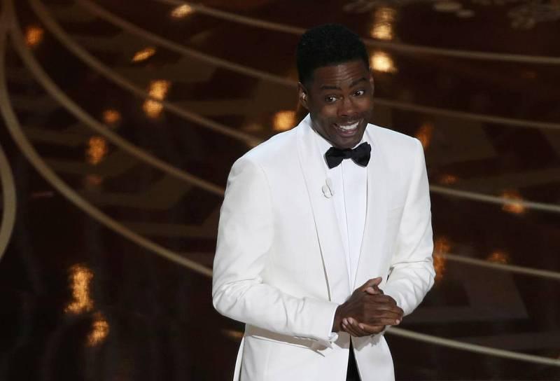 Chris Rock inaugura la 88 edición de los Oscars