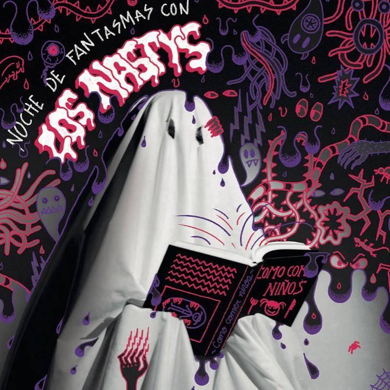los nastys noche de fantasmas con los nastys portada