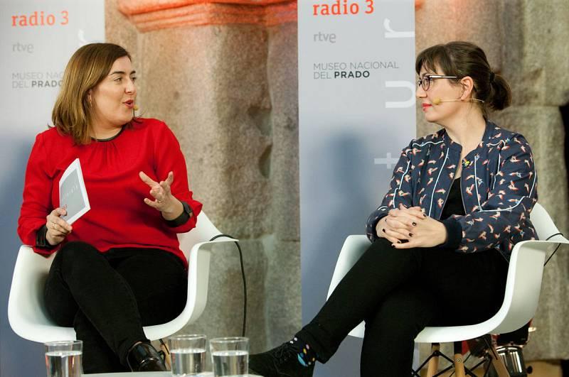 """Ana Galvañ: """"En España no hay industria aunque hay autores que vivan de ello"""""""