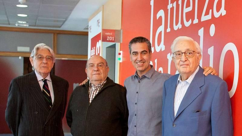 Mariano Ozores, Alfredo Amestoy y Fernando García de la Vega