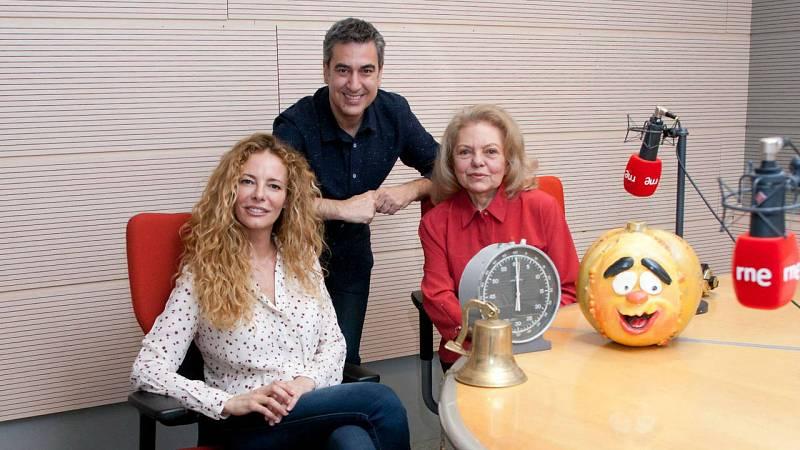 Paula Vázquez y Mayra Gómez Kemp