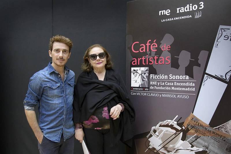 Víctor Clavijo y Marisol Ayuso.