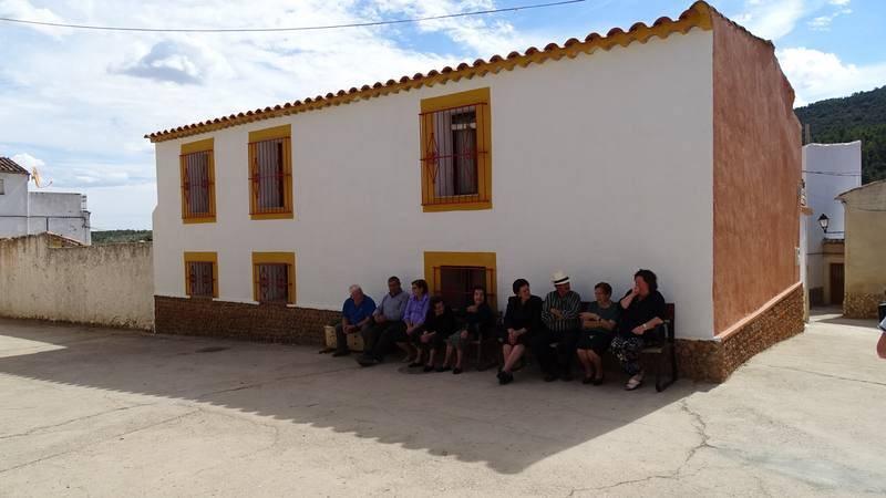 Habitantes de Cañadas