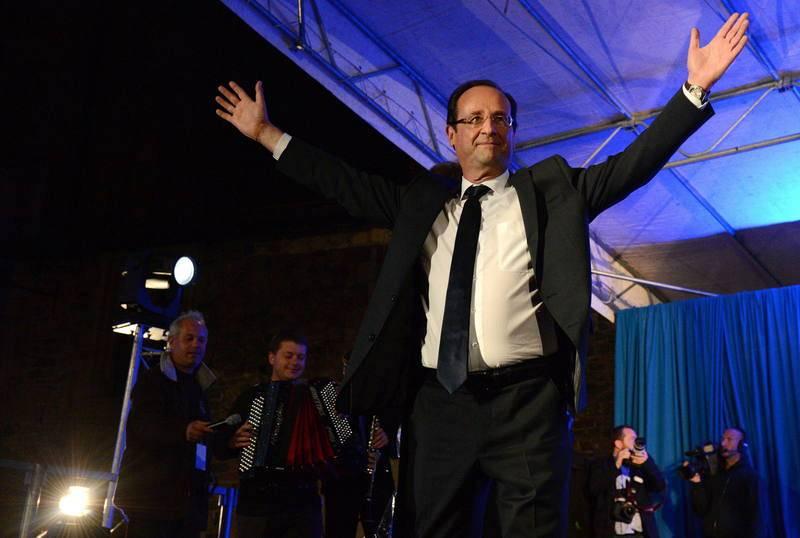 2. Se convierte en presidente de Francia