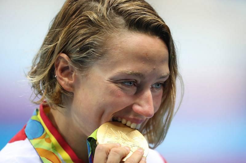 Lo mejor de los Juegos de Río: Mireia Belmonte
