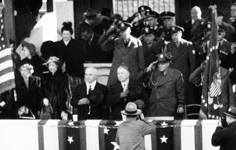 El segundo mandato de Truman