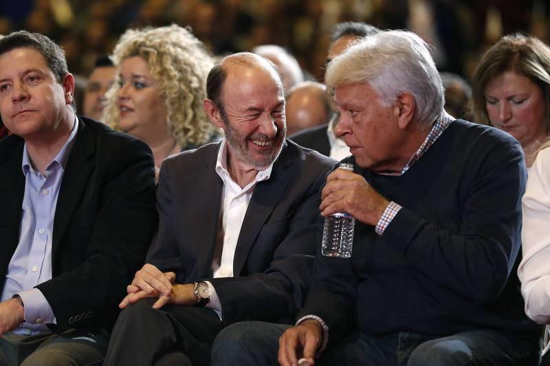 Susana Díaz arranca su candidatura a las primarias del PSOE en Madrid