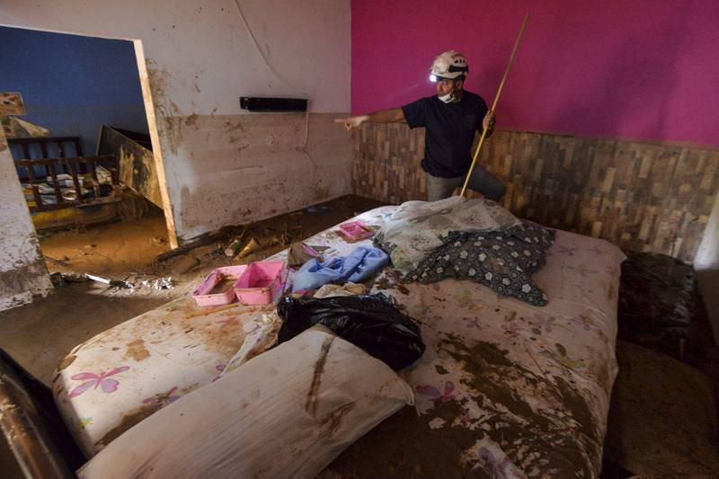 Avalancha mortal en Mocoa, en el sur de Colombia