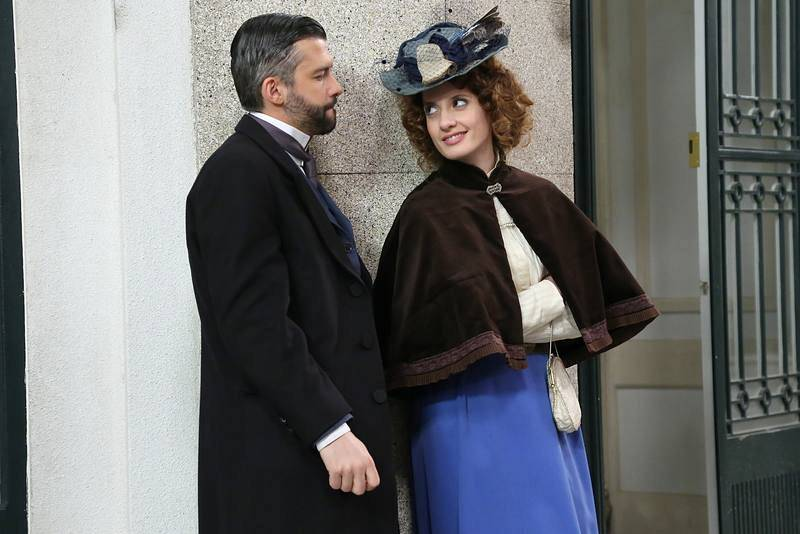 Celia y Felipe, mejor que cuando estaban casados