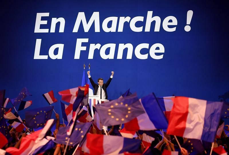 Jornada electoral en Francia