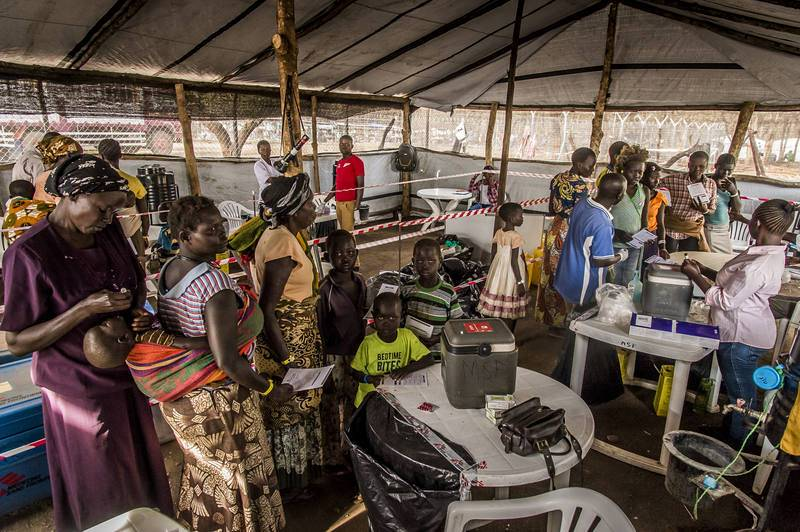 Campo de refugiados de Imvepi