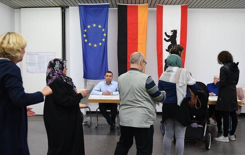Elecciones en Alemania 2017